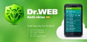 Aplikasi Dr.Web Security Light