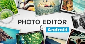 Aplikasi Photo Editor android