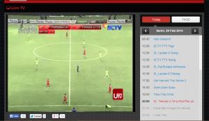 Aplikasi TV Bola UseeTV