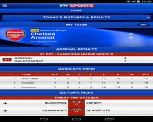 Aplikasi TV Streaming Bola Sky Sports Live Football SC