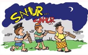 DP BBM Bulan Puasa Ramadhan sahur