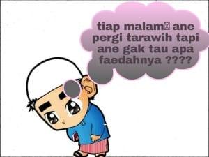 DP BBM Bulan Puasa Ramadhan tarawih terbaru