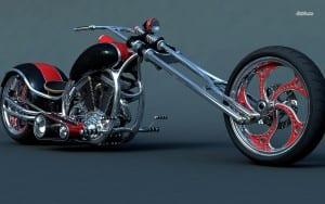 Harley davidson unik terbaru
