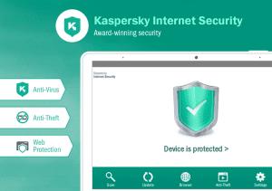 Kaspersky Security Mobile