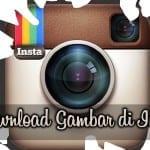 Cara Mudah dan Cepat Mendownload Foto dari Instagram