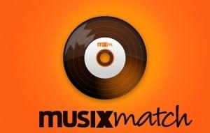 Musik dan Lyrics aplikasi