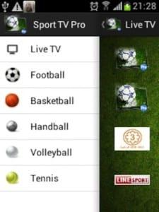 aplikasi Bola Sport TV Pro