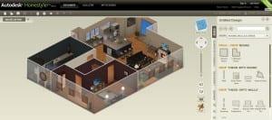 aplikasi Home Styler 3D