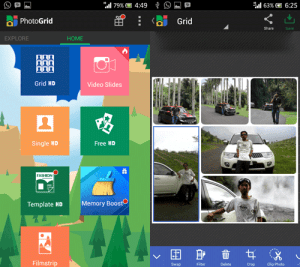 aplikasi Photo Grid