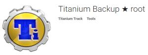 aplikasi Titanium Backup Root