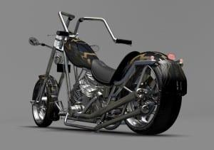 dp bbm Harley davidson terbaru