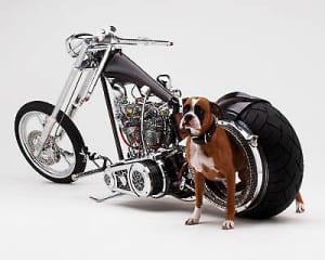 gambar modifikasi Harley davidson keren