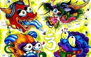 kumpulan tato devil
