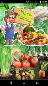 Aplikasi Organic Farming android