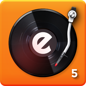Aplikasi edjing5 Konsol Pencampul DJ
