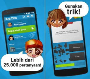 Cheat Duel Otak android