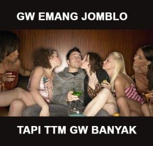 DP BBM Jomblo banyak ttm
