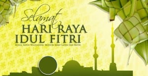DP BBM Lucu Ucapan Idul Fitri terbaru 2016