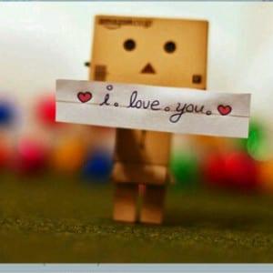 Dp bbm berharap menerima cinta