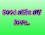 Dp bbm ucapan selamat istirahat romantis