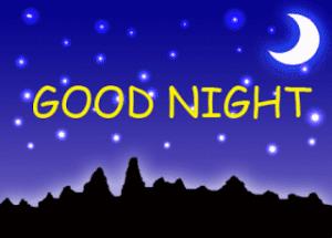 Dp bbm ucapan selamat malam terbaru