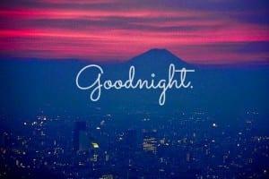 Dp bbm ucapan selamat tidur keren