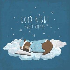 Dp bbm ucapan selamat tidur lucu banget