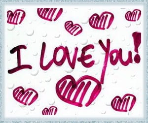 Gambar dp bbm Ucapan Cinta Romantis