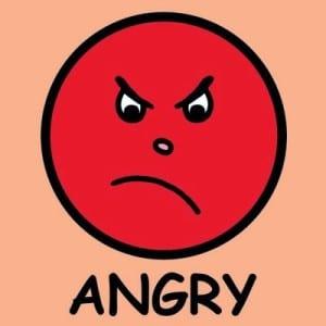 Gambar dp bbm marah banget