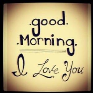 Gambar dp bbm ucapan selamat pagi romantis