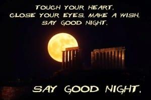 Gambar dp bbm ucapan selamat tidur romantis lucu