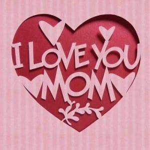 Gambar dp bbm ungkapan cinta kepada ibu