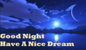 Gambar ucapan selamat malam lucu