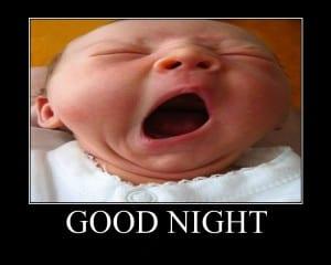 Gambar ucapan selamat malam lucu bikin ngakak