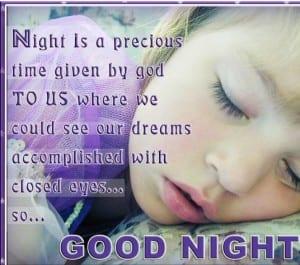 Gambar ucapan selamat malam sayang