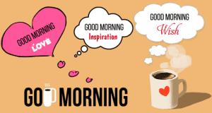 Gambar ucapan selamat pagi bahasa inggris