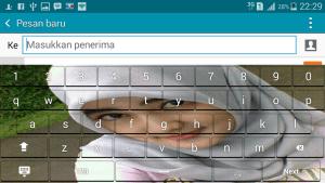 aplikasi tema Foto Keyboard