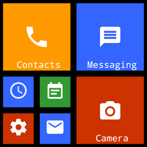 aplikasi tema Metro Themes Launcher ex pro