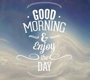 kata kata ucapan selamat pagi yang indah