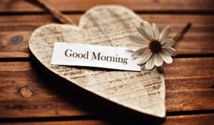 ucapan good morning untuk kekasih tersayang