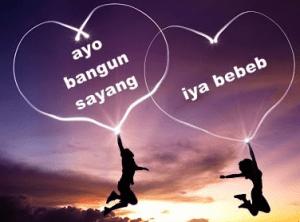 ucapan selamat pagi yang indah dan romantis untuk pacar