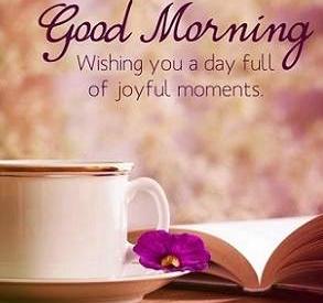 ucapan selamat pagi yang indah dan romantis