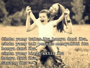 DP BBM Kata Kata Bijak Ibu Tercinta terbaik