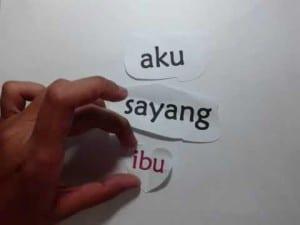 DP BBM Kata Mutiara kasih sayang ibu