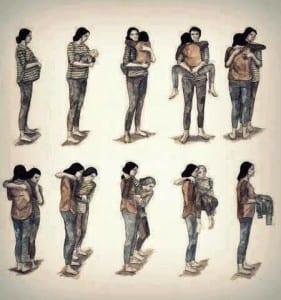 DP BBM Kata Mutiara pengorbanan ibu