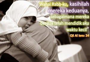 Kata bijak kasih sayang seorang ibu