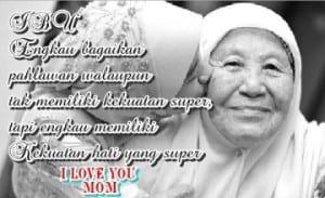 Kata bijak untuk ibu