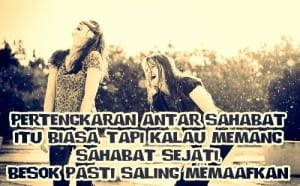 Kata kata bijak persahabatan sejati