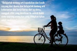 Kata kata bijak untuk ibu tercinta