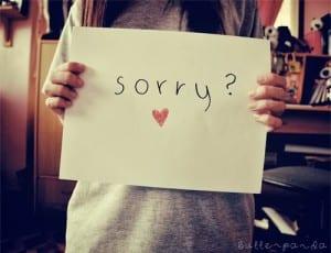 Kata kata penyesalan diri